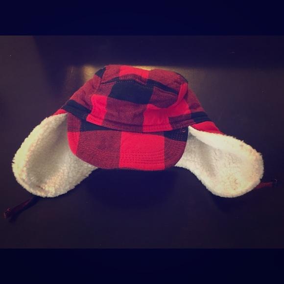 0e4b1dd049c GAP Other - Baby boy lumber jack winter hat from baby Gap